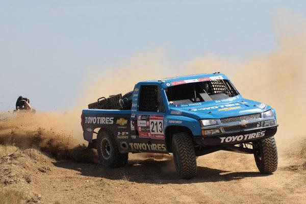 Chevrolet Silverado Pro Truck