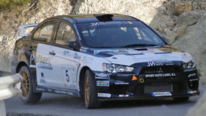 Xevi Pons perdió el rally en la última cronometrada