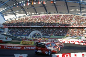 El Estadio Algarve estaba lleno hasta la bandera