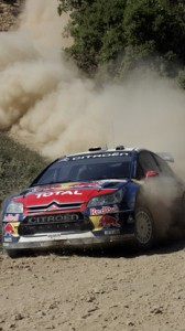 Loeb sigue imbatible