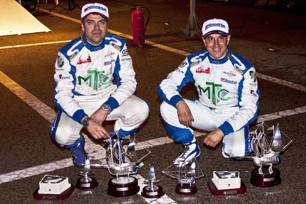 Ojeda y Barrabés vencieron en el Rally Cantabria Infinita