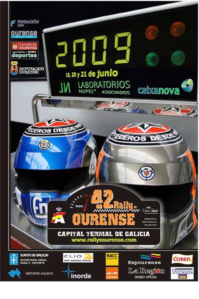 Ourense será la capital del automovilismo español el próximo fin de semana
