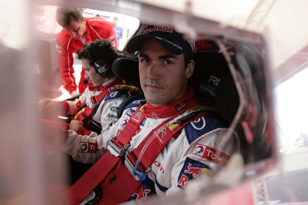 El español Dani Sordo ha logrado el séptimo mejor tiempo en el shakedown