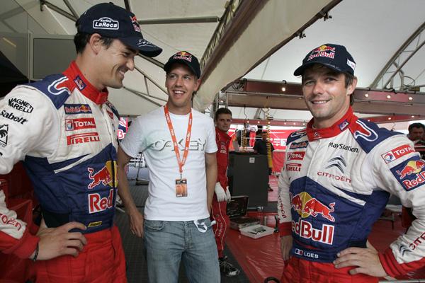 De seguir todo así, Sebastien Loeb y Dani Sordo continuarán una temporada más en Citroën