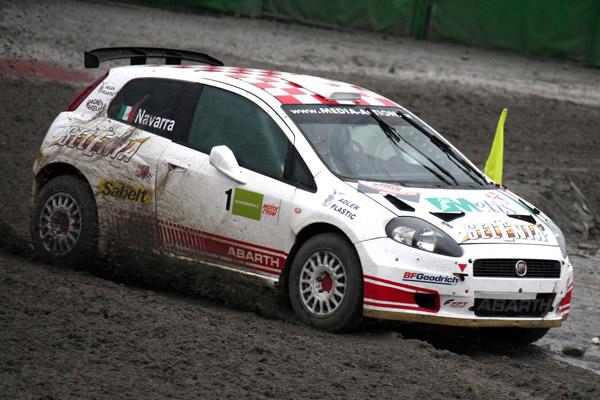 De la mano de Abarth, Fiat se esta planteando inscribirse en el mundial de rallys de 2011 como equipo oficial