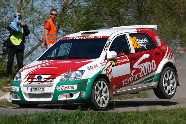 RED Motorsport desarrollo los primeros Corolla S2000 en Europa, pero es en Australia donde más interesados están en su homologación para el WRC