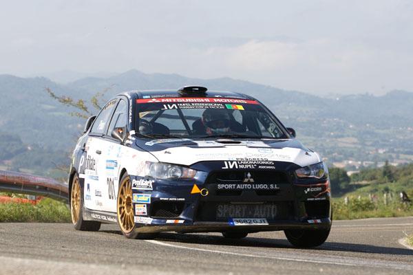 El próximo año es muy probable que Xevi Pons compita con un S2000, lo que será una pasada según el catalán es regresar al WRC