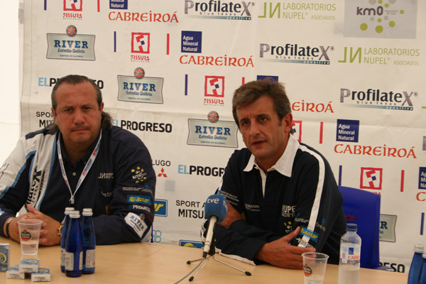 Luis Moya se siente muy emocionado y está muy motivado en su regreso al mundial de rallys