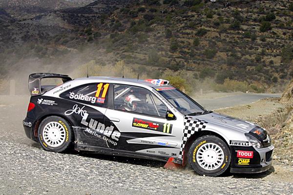 Petter Solberg cambiará su viejo Xsara por un C4 WRC de última hornada