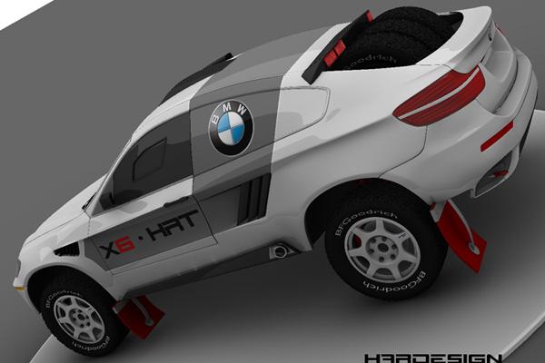 BMW X6 HRT
