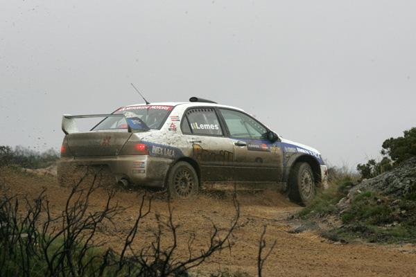 Yeray Lemes es el flamante Campeón de España de Rallys de Tierra tras la cita de Cabanas