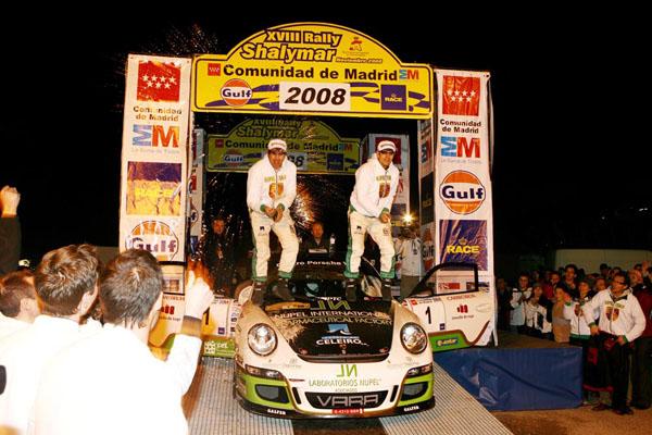 Sergio Vallejo subió a lo más alto del podio en 2008 ¿quien lo hará este año?