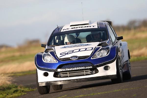El Ford Fiesta S2000 parece ser el coche de moda para la temporada 2010