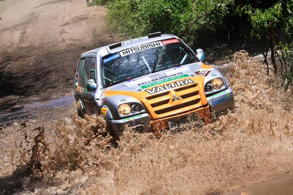 Mañana les espera un duro día al Valtra Dakar Eco Team al ser un suelo muy arenoso
