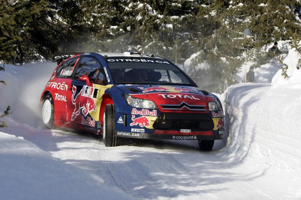 Sobre un terreno en el que se encuentra muy a gusto, Marcus Grönholm, plantará cara a los Citroën de Loeb y Sordo