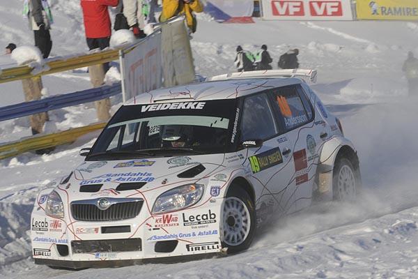 El Skoda Fabia S2000 pasará a los anales de la historia por ser el primero en vencer en la nueva categoría FIA, la S-WRC