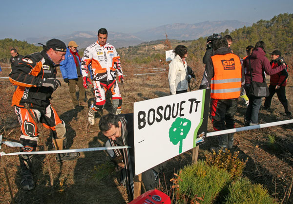 Bosque TT Bassella Race 1