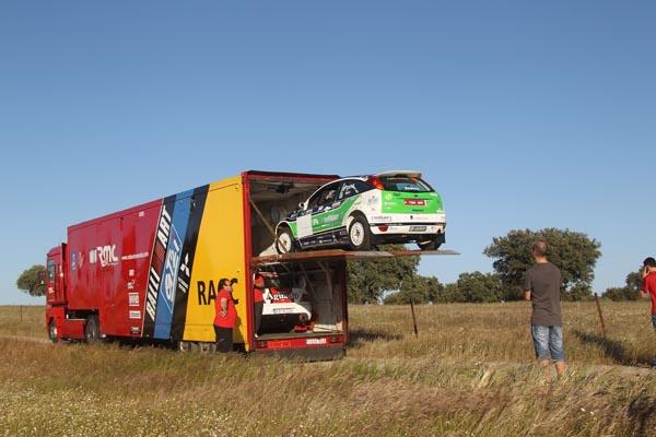 EL Focus WRC entra en escena