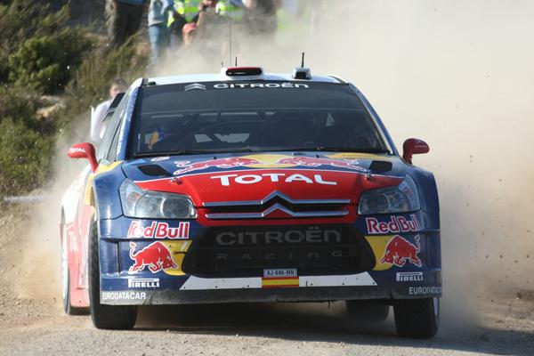 Dani Sordo ya no estará en Citroën en 2011