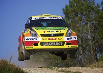 La firma petrolera patrocinará al piloto andorrano en el próximo RallyeRACC