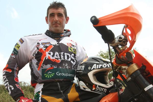 José Manuel Pellicer regresará al Dakar en 2011