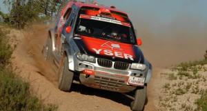 Filipe Campos venció en la demoledora Baja Carmim