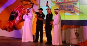 Peterhansel se corona en Abu Dhabi con el Mini.