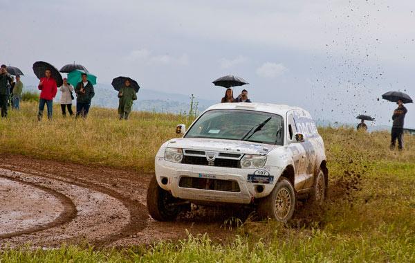 El Dacia Duster se adjudicó la prólogo