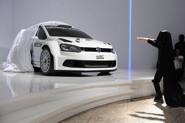 Una presentación que emula el último anuncio de VW