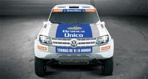 La nueva Race Amarok T1