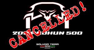 Se cancela el Prohun 500
