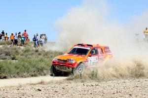 Novistkiy enlazará el Silk Way con la Baja en menos de una semana