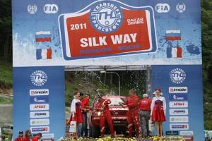 Chavigni ganó la categoría de coches de serie