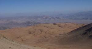 El desierto de Atacama volverá a ser el juez del Dakar (Foto: Pep Cifre)