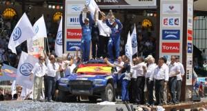 Sainz junto a Volkswagen y Al-Attiyah será el gran ausente