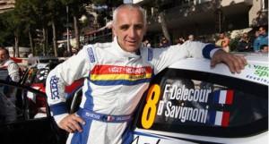 François Delecour vivirá una segunda juventud en el europeo de rallyes.