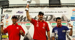 08092013-Pódium-categoría-Open,-Cto.-de-España-de-Rally-TT-Teruel