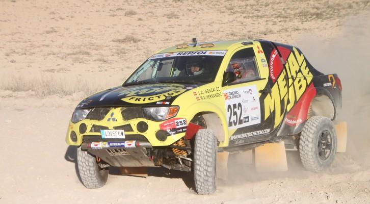 Metal Lube Rallyraid Team se enfrentará a una prueba muy exigente