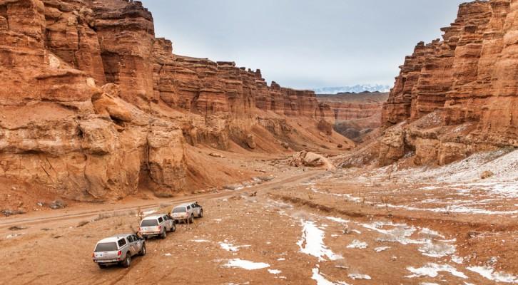 La primera parte del recorrido del Silk Way ya está definida