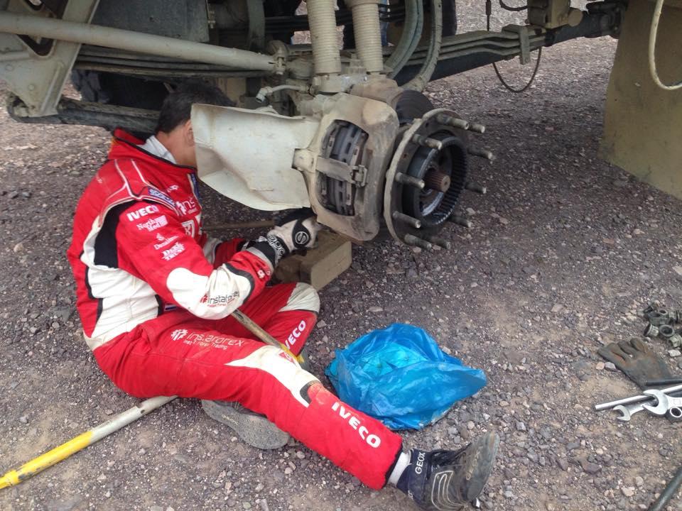 Diario de a bordo: Ferran Marco #503 – Se acabó el Dakar. ‹ Rallyraid.es