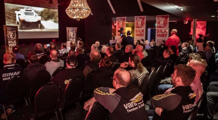 Los Países Bajos entusiasmados con el Silk Way Rally 2016