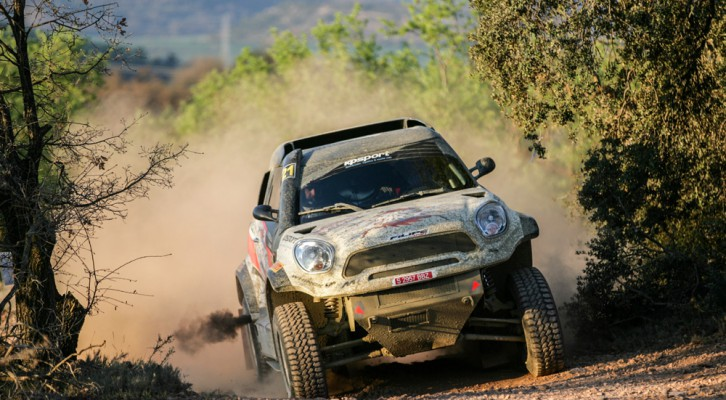 Jordi Gaig vence el Rally TT Lleida-Pirineus