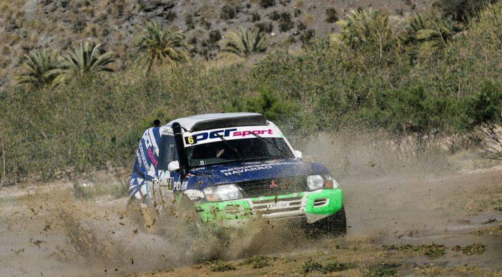 El Rally TT Mar de Olivos, tercera cita del CERTT 2016