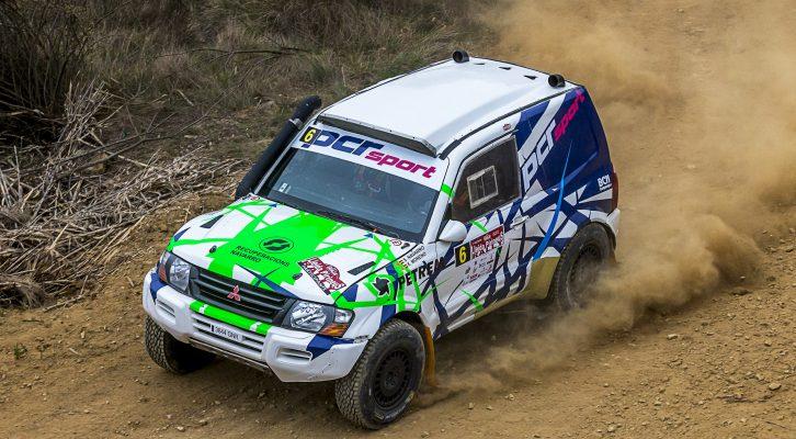 PCR Sport sitúa sus dos vehículos en el top10 de la Baja Almanzora