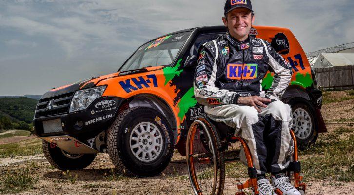 Isidre Esteve anuncia su regreso al Dakar
