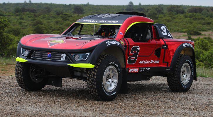 Gabi Moiset copilotará a Jean-Philippe Dayraut en el Mitjet OffRoad