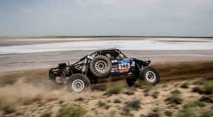 Silk Way Rally: Dominio norteamericano y ruso en Almaty