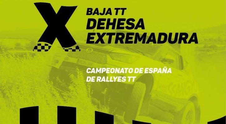 La Baja TT DEHESA de Extremadura se integra en la Copa Ibérica de Rallies Cross-Country